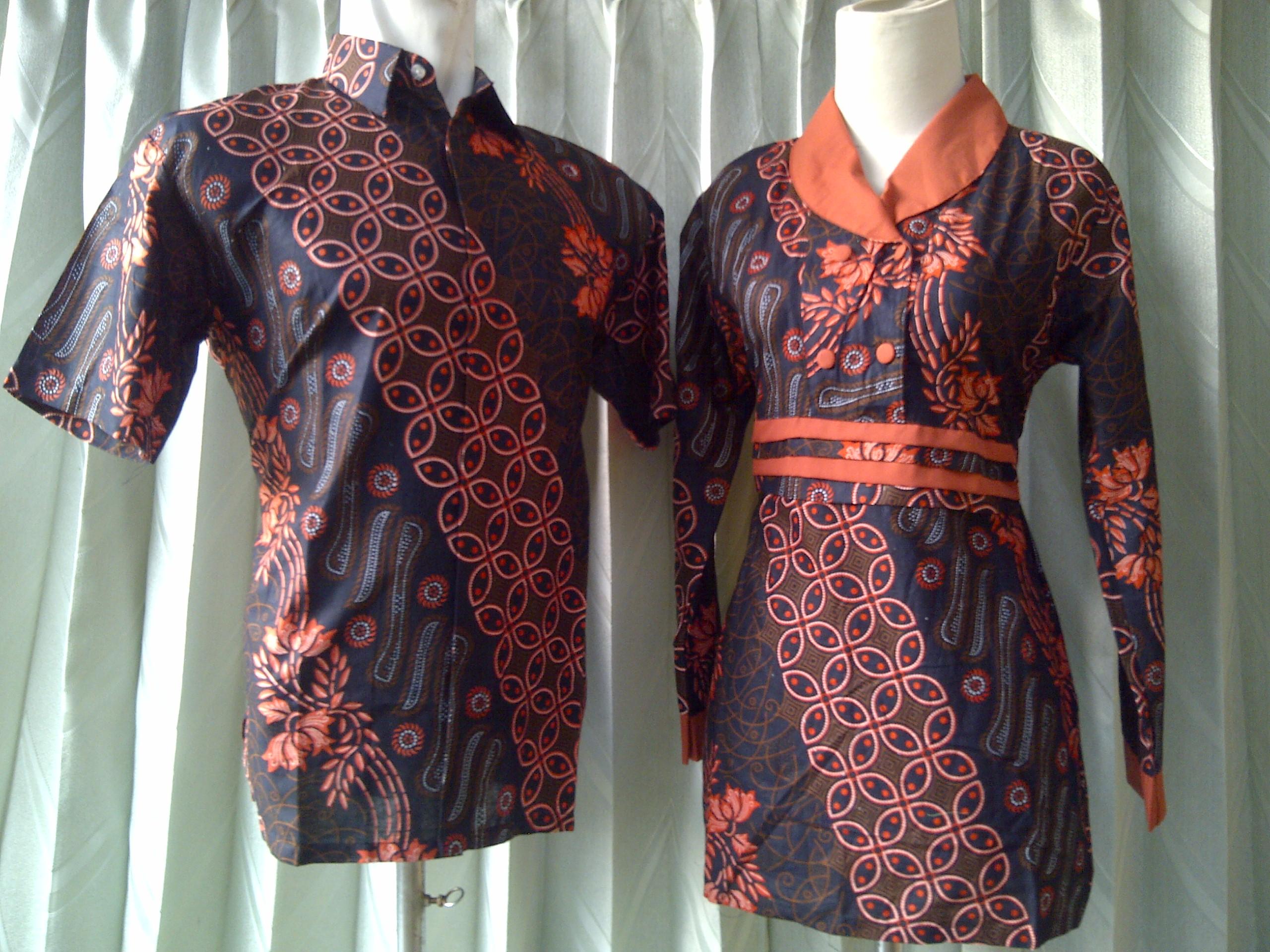 Batik Sarimbit Batik Sarimbit Modern Kode Sarimbit