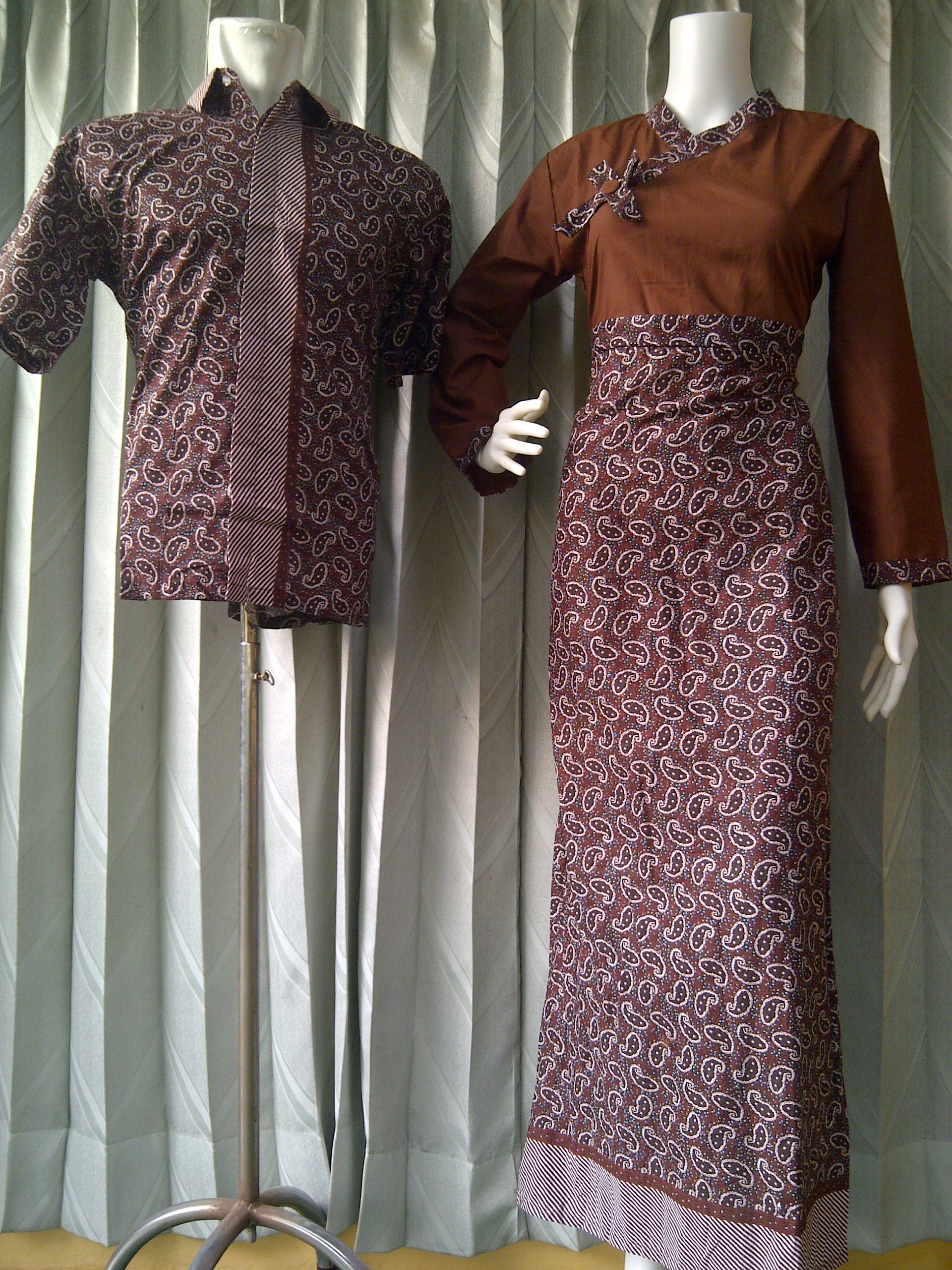 Grosir Batik Gamis Batik Dress Batik Batik Sarimbit