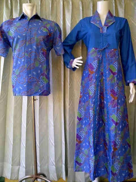Batik Sarimbit Sarimbit Batik Kombinasi Kode Sarimbit Gamis