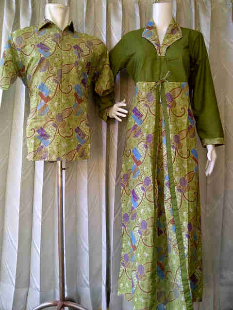 Batik Sarimbit Sarimbit Batik Kombinasi Kode Sarimbit